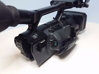 Sony HVR-Z1J HD Professional Camcorder [1080i] + Accessories & Bag