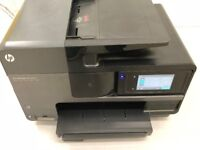 HP Officejet Pro 8620 All-in-One Inkjet Printer with INK
