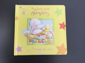 Playtime with Humphrey Board Book - Charity Sale