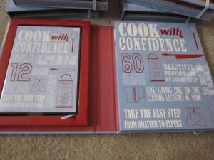 """Cook with Confidence"" w/DVD, brand new:REDUCED Kitchener / Waterloo Kitchener Area image 5"