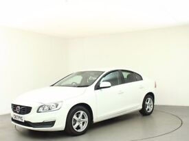 VOLVO S60 D2 BUSINESS EDITION (white) 2017