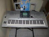 Heloo guys i am selling a new used yamaha psr s710 It is full work .
