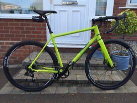 Pinnacle Arkrose 2 2015 XL Bicycle Cyclocross Mountain Bike