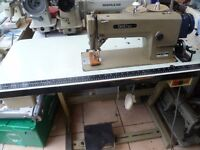Industrial lockstitch sewing machine mark 3