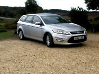 2012 Mondeo Estate. Only 30 tax and average 54mpg mileage113k