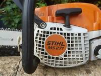 Stihl MS 271 CHAINSAW VERY GOOD CONDITION