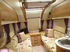 BAILEY UNICORN VALENCIA, SERIES 2, 2012, Mover, Porch and Bradcot Atrium Awning, lots of Extras