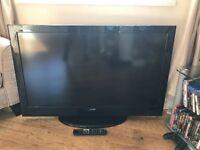 Luxor 44.5 inch tv