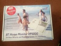 Home Monitor VP1000 24 hour security & Reporting System