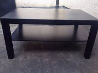IKEA table black FREE DELIVERY in Bedminster and Southwille areas