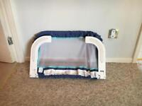 Bed rail portable