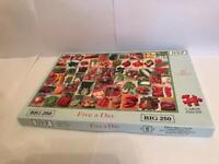 Five a Day 250 Piece Jigsaw
