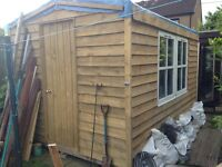 Large Garden Shed / man cave /Summerhouse