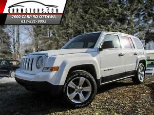 2011 Jeep Patriot 2WD