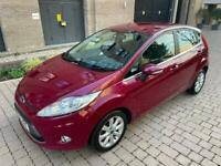 2009 Ford fiesta 1.4 automatic petrol in great condition,drives superb,low miles 62k,long mot,ac