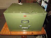 Office Storage box I.D. No. 18/3/17 (Veteran Series)