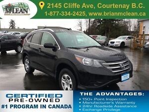2014 Honda CR-V LX AWD One Owner/Accident Free/Local Car