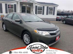 2014 Toyota Camry LE $153.21 BIWEEKLY!!!