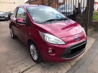 Ford KA 1.2 Zetec 3dr - 2009, ONLY 43K Miles, FSH - 8 Services at Ford, 12 Months MOT, 2 Keys £2995