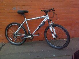 Claud butler road mountain bike - Aluminium frame !