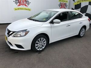 2017 Nissan Sentra SV, Automatic, Back Up Camera, Heated Seats,