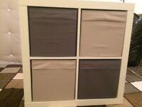 Ikea 4 Cube Storage Unit