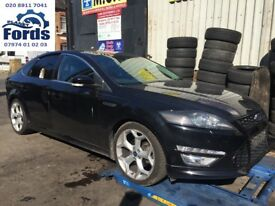 FORD MONDEO 2011 2012 2013 2014 2.0 BREAKING TITANIUM X BREAKING FOR PARTS