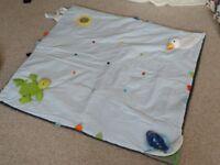 Ikea Leka padded baby play mat