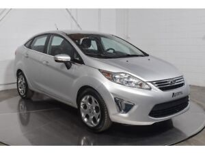 2012 Ford Fiesta SEL A/C MAGS