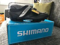 Shimano SPD Mens Shoes - size 7 - BRAND NEW