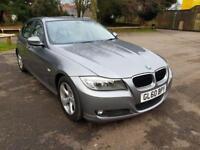 BMW 3 SERIES 2.0 320D EFFICIENTDYNAMICS 4d 161 BHP £20 a year roadtax (grey) 2011