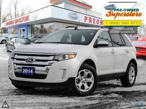 2014 Ford Edge SEL >>>Navigation<<<