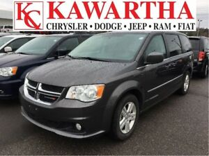 2017 Dodge Grand Caravan CREW*STOW*SAFETY FEATURES*