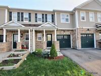 Freehold townhouse... NO CONDO FEES!!!!