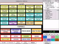 epos system for pizza, takaway, coffee, and restaurants