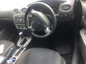 FORD FOCUS 1.6 TDCI ZETEC STARTS AND DRIVES SPARES OR REPAIRS DPF BLOCKED 2007