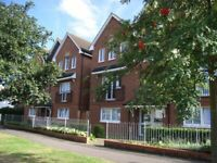 Central Slough, modern 1 bedroom flat, furnished, allocated parking
