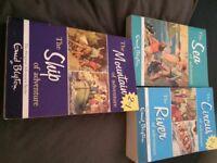Set of Enid Blyton Paperback Books
