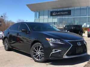 2016 Lexus ES 350 TOURING/LEATHER/ROOF/NAV/LOW LOW KMS