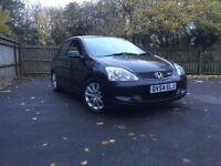 Honda Civic 2.0 I-VETEC Type S 5dr Hatchback (Vsa)