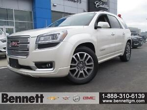 2014 GMC Acadia Denali - AWD, Heads Up Display, Navigation, Heat