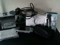 Sony PSP Final Fantasy VII Crisis Core Limited Edition Console With Game
