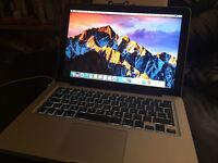 MacBook Pro - 2.5ghz i5 - 4gb RAM - 640gb HDD