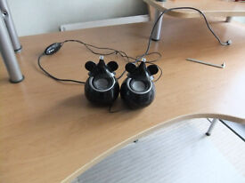 Mouse Computer Speakers