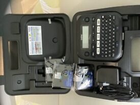 Brother P-TOUCH D210 Label printer