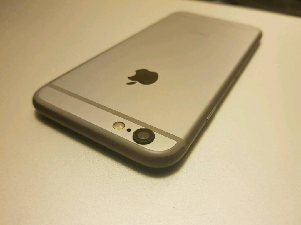 iPhone 6 64gb, any network, space grey