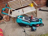 Bosch rotak battery lawnmower