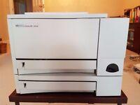 HP Laser Jet 2100M Printer.