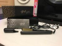 Genuine Ghd V gold hair straighteners-excellent condition