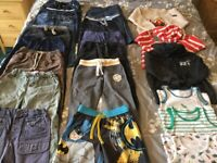 Boys clothes age 3-4 yrs (43 items)
